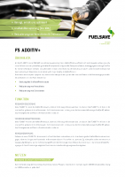 FS ADDITIV+ FLYER 2015