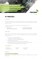 FS PURIFIER+ Flyer EN 2016
