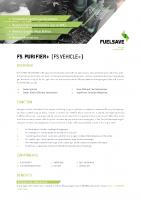 FS PURIFIER+ VEHICLE
